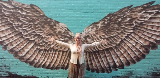 spread your wings - Corvallis Mural Project